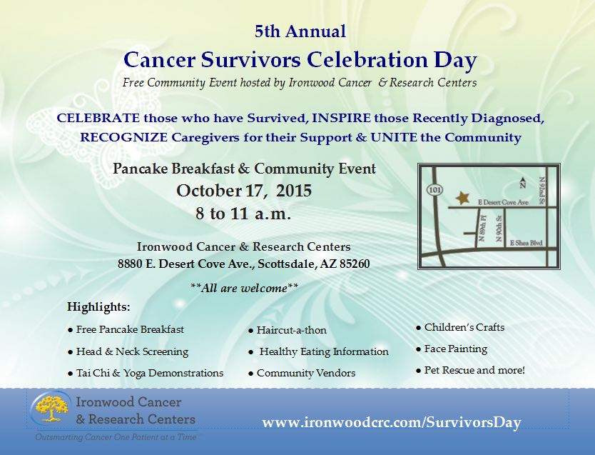 Survivor Celebration Day