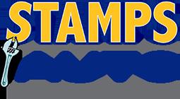 Stamps Auto-logo