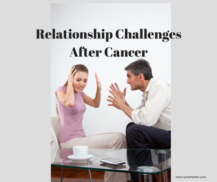 Relationship ChallegesAfter Cancer