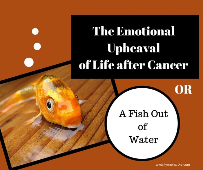 The EmotionalUpheavalof Life after Cancer